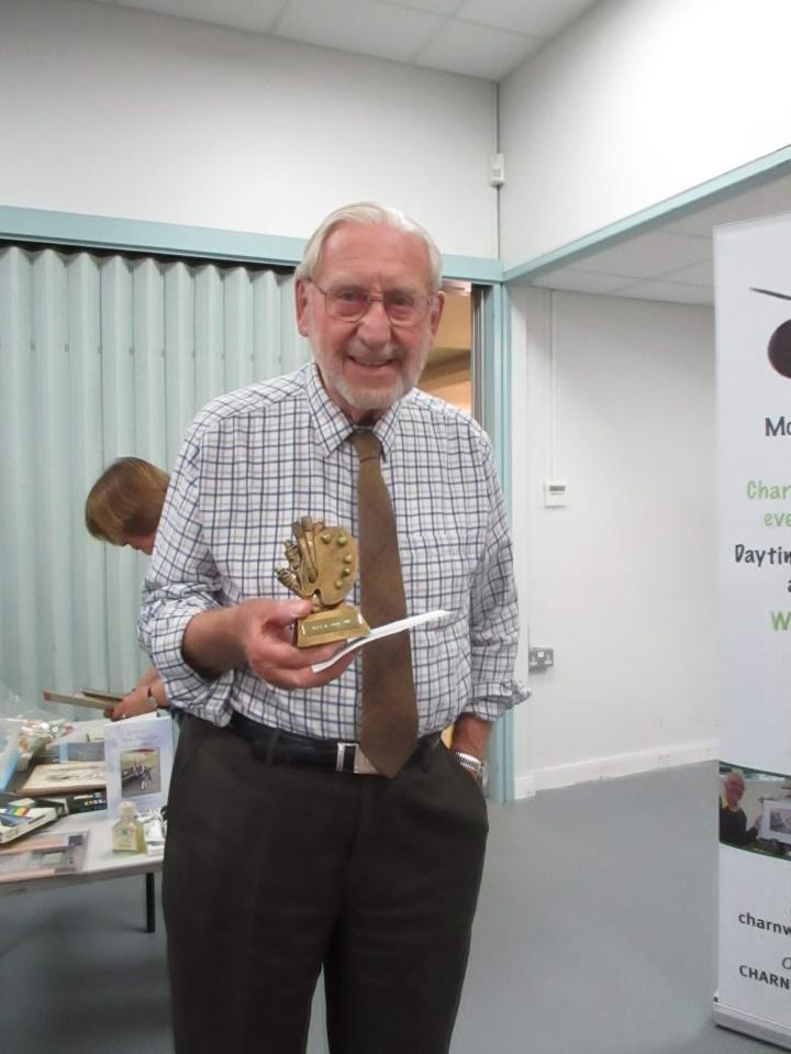 Alan Dorrell Award